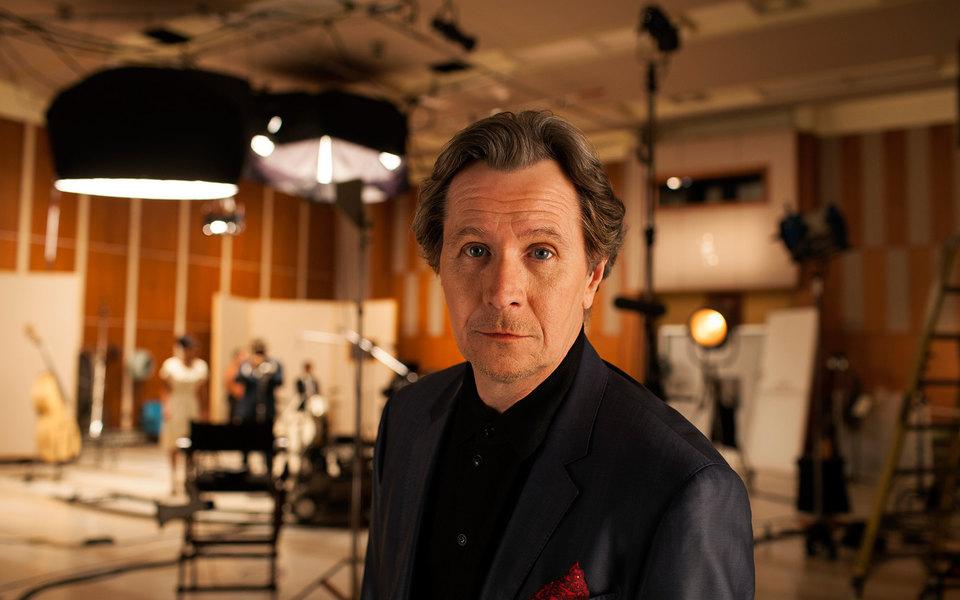 Дэвид Финчер снимет полнометражный фильм дляNetflix. Главную роль внем сыграет Гэри Олдмен
