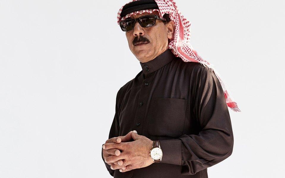 Омар Сулейман: «В одежде я никогда никому нестремился подражать»