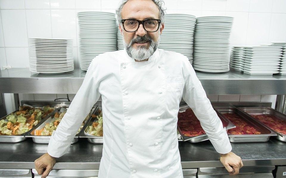 Как легендарный итальянский шеф решил стать мировым послом русской кухни