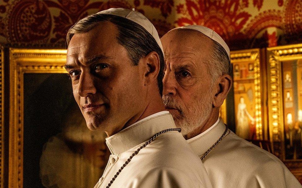 HBO опубликовал видео ссемью смертными грехами героя Джуда Лоу в«Молодом папе»
