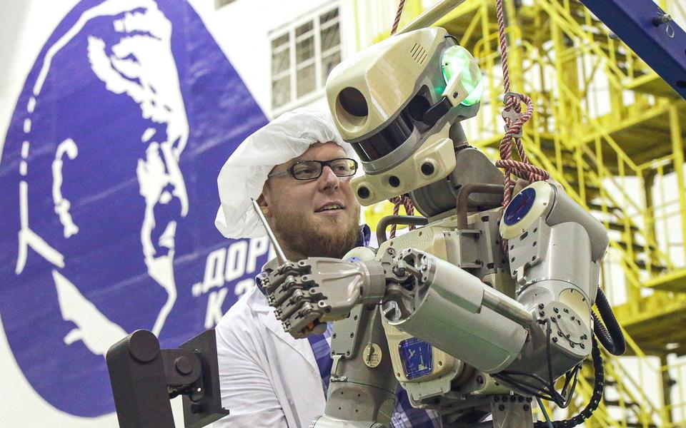 Робот «Федор» больше неполетит вкосмос
