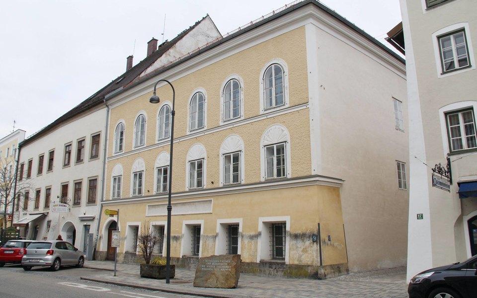 В Доме Гитлера вАвстрии разместят отделение полиции, чтобы здание больше ненапоминало онацизме