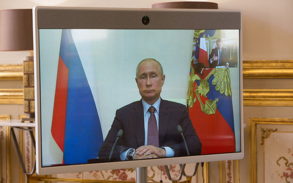 «Мы голосуем застрану, вкоторой хотим жить»: Путин обратился кроссиянам накануне голосования попоправкам кКонституции