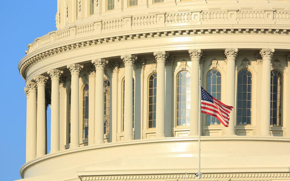 Палата представителей Конгресса США поддержала резолюцию спризывом квице-президенту Майклу Пенсу отстранить Дональда Трампа отвласти