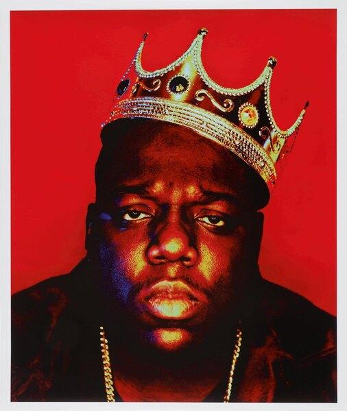 Знаменитую корону The Notorious B.I.G. выставят напервом вмире аукционе, посвященном хип-хопу