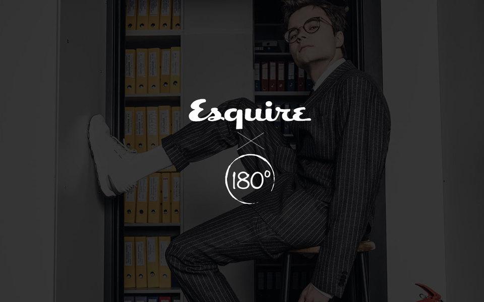 Коллаборация Esquire иподкаста «180 градусов»: аудиоинтервью сжурналистом Иваном Сурвилло