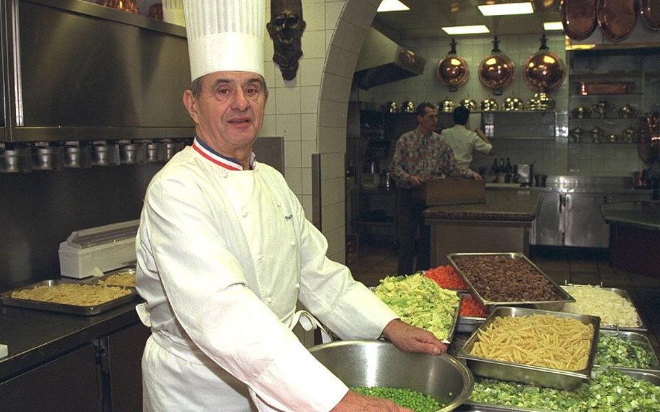 «Месье Поль был самой Францией». Умер создатель новой французской кухни Поль Бокюз