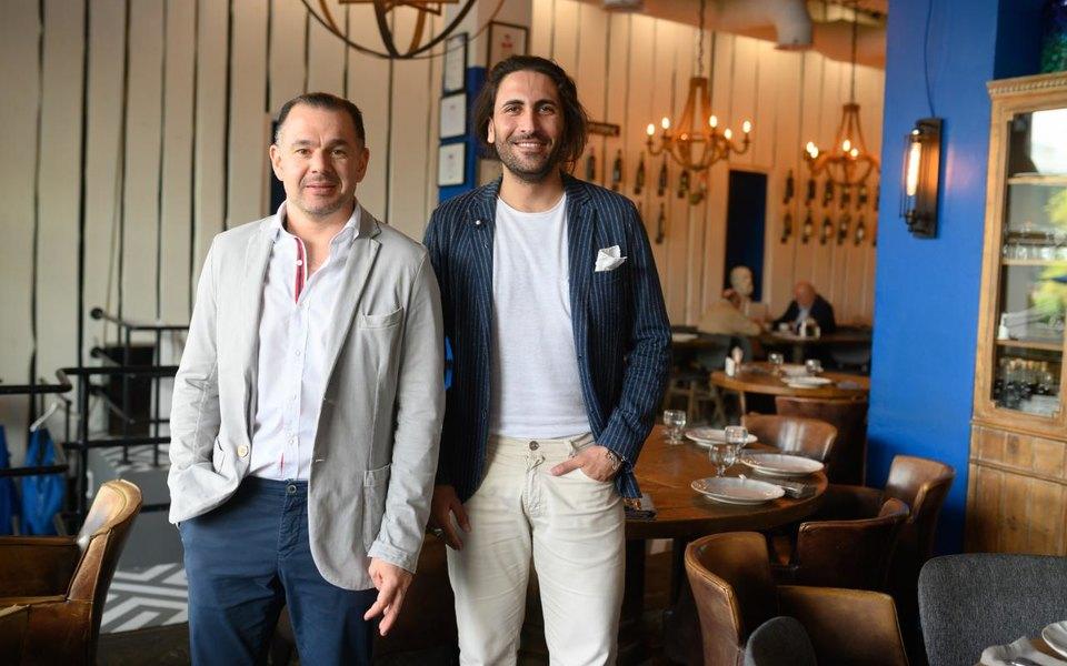 Создатели Molon Lave: «Наш ресторан — это безвизовый въезд вГрецию»