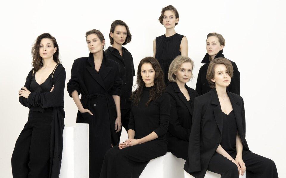 В театре «Практика» пройдет премьера спектакля Марины Брусникиной «Поле» сПаулиной Андреевой
