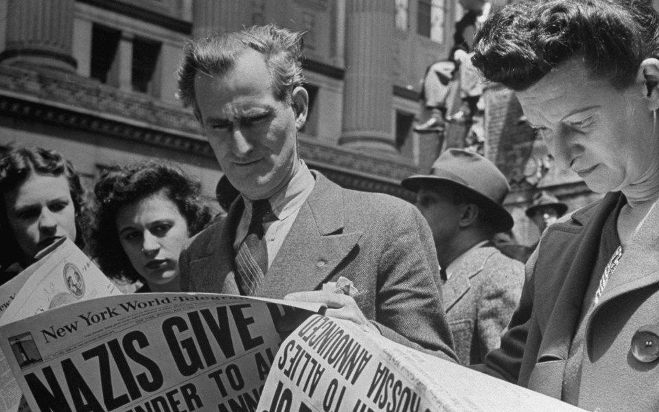 Один день: как мир встречал 9 мая 1945 года