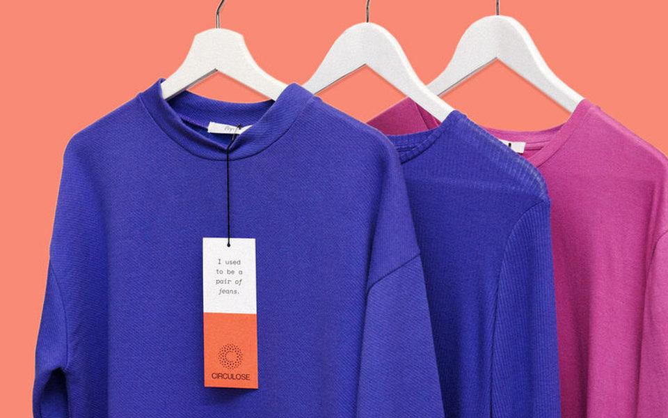 H&M будут шить вещи изциркулозы. Этот материал получают изпереработанных тканей