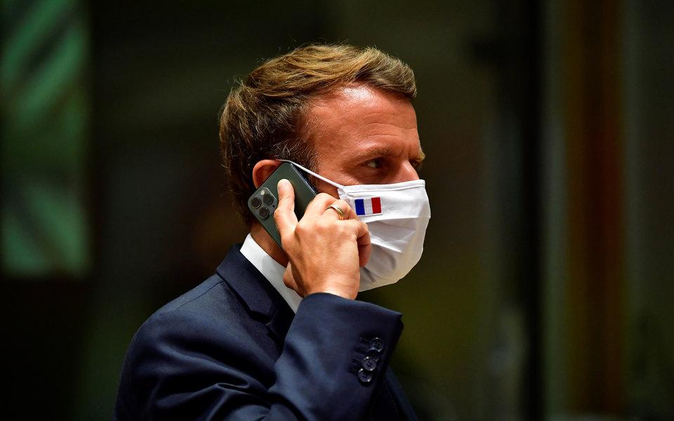 В базе номеров шпионской программы Pegasus нашли телефонные номера президентов Франции, Ирака иЮАР
