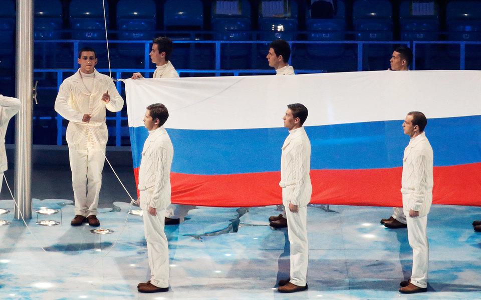 На форме российских спортсменов наОлимпиаде будет написано Olympic Athlete from Russia