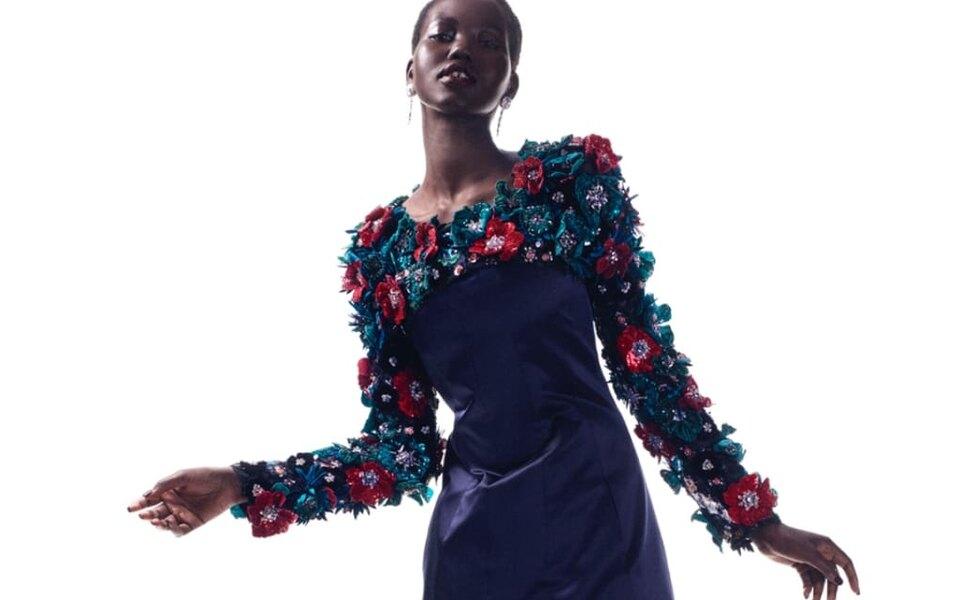 Chanel посвятили кутюрную коллекцию Карлу Лагерфельду