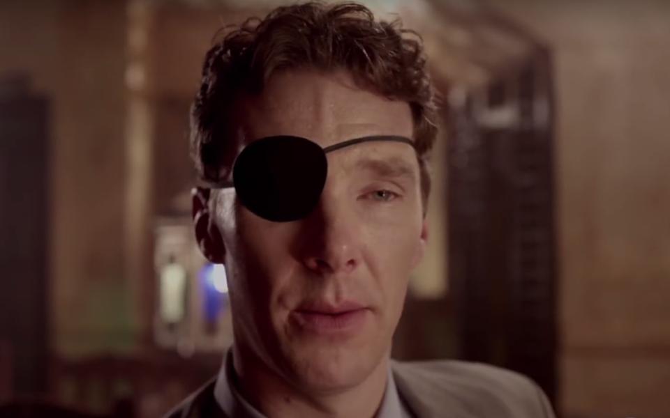 Showtime опубликовал официальный трейлер сериала «Патрик Мелроуз» сБенедиктом Камбербэтчем