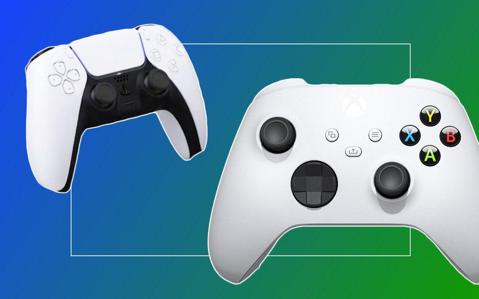 Битва титанов: Sony PlayStation 5 vs Xbox Series X (обзор Esquire)