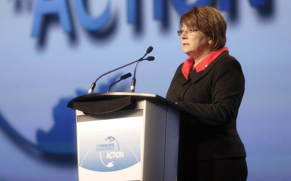 Генерал-губернатором Канады впервые в истории стала представительница одного из коренных народов страны
