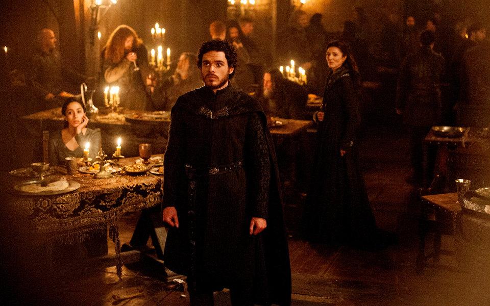 Джордж Мартин, актеры ишоураннеры «Игры престолов» вспоминают «Красную свадьбу» — культовый эпизод сериала