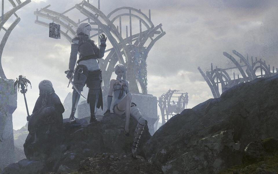 Майндбендер, майндфак: какой получилась игра NieR Replicant отсамого скрытного мистификатора изигрового мира