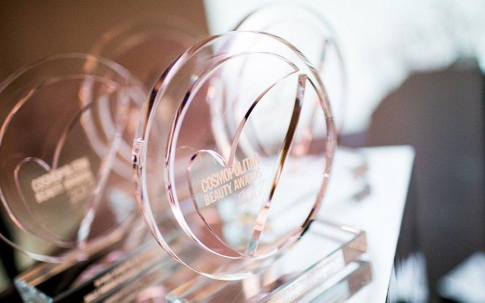 В галерее Triumph прошла церемония вручения премии Cosmopolitan Beauty Awards
