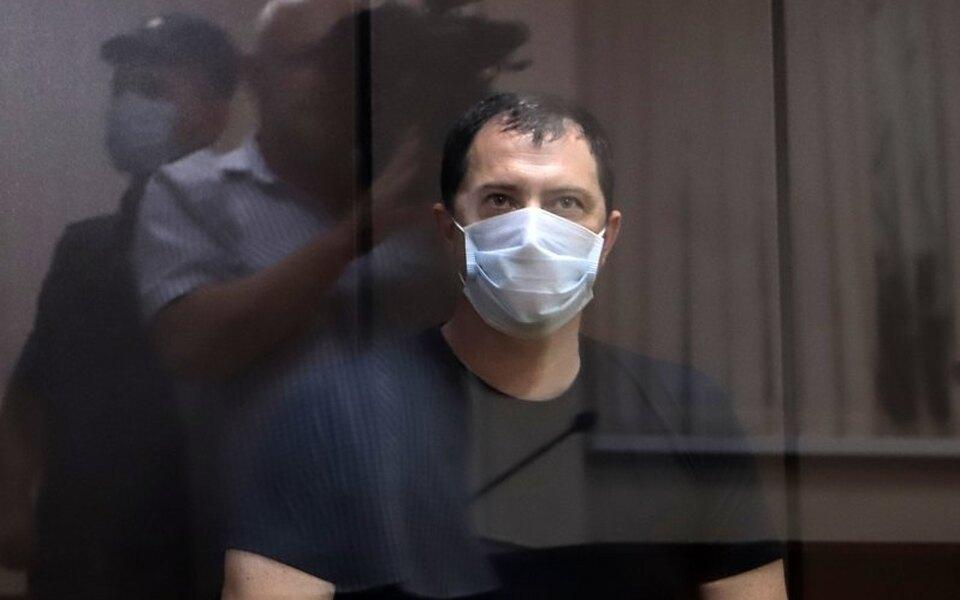 «Когда я пришел, все было выстроено». Начальник ставропольской ГИБДД в суде прокомментировал интерьеры своего дома с «золотым» унитазом