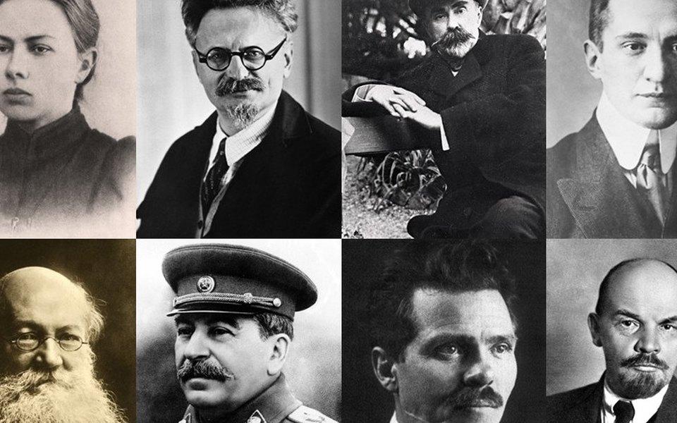 От декабристов добольшевиков: 25 главных революционеров вистории России