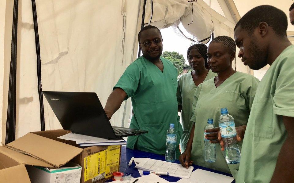 В Конго зафиксирована вторая крупнейшая завсю историю вспышка Эболы