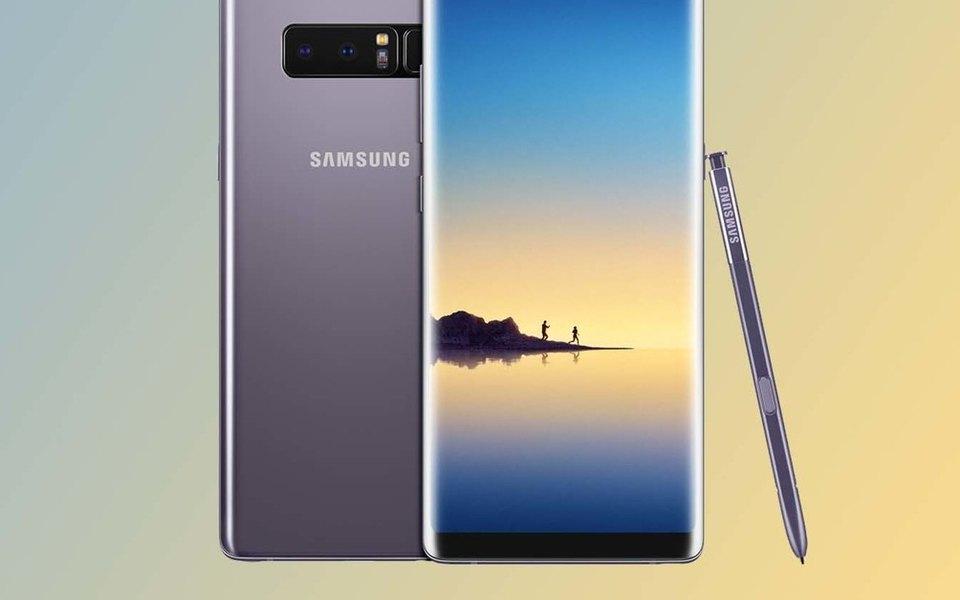Samsung планирует выпустить смартфон сгнущимся экраном