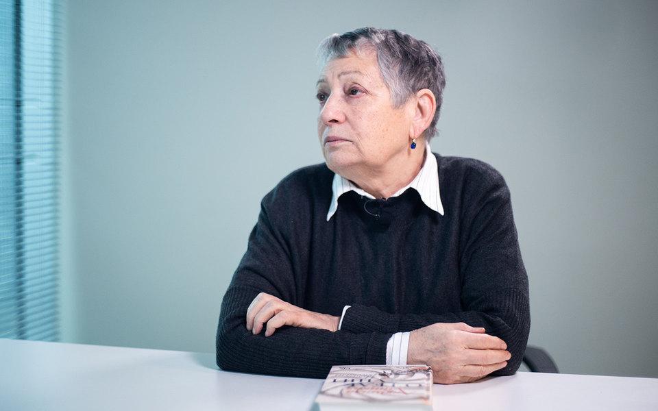 Людмила Улицкая — освоей рукописи «Чума», которая никогда неиздавалась исейчас обрела актуальность