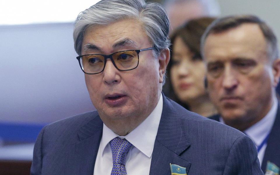 Касым-Жомарт Токаев вступил вдолжность президента Казахстана