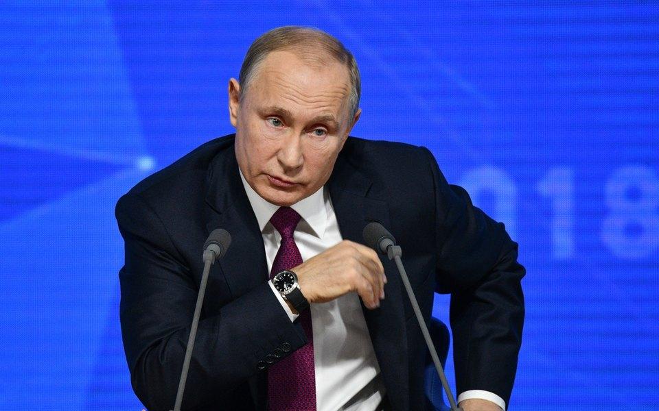 Владимир Путин подписал закон, запрещающий возбуждать дела осбыте наркотиков только наосновании наркотического опьянения