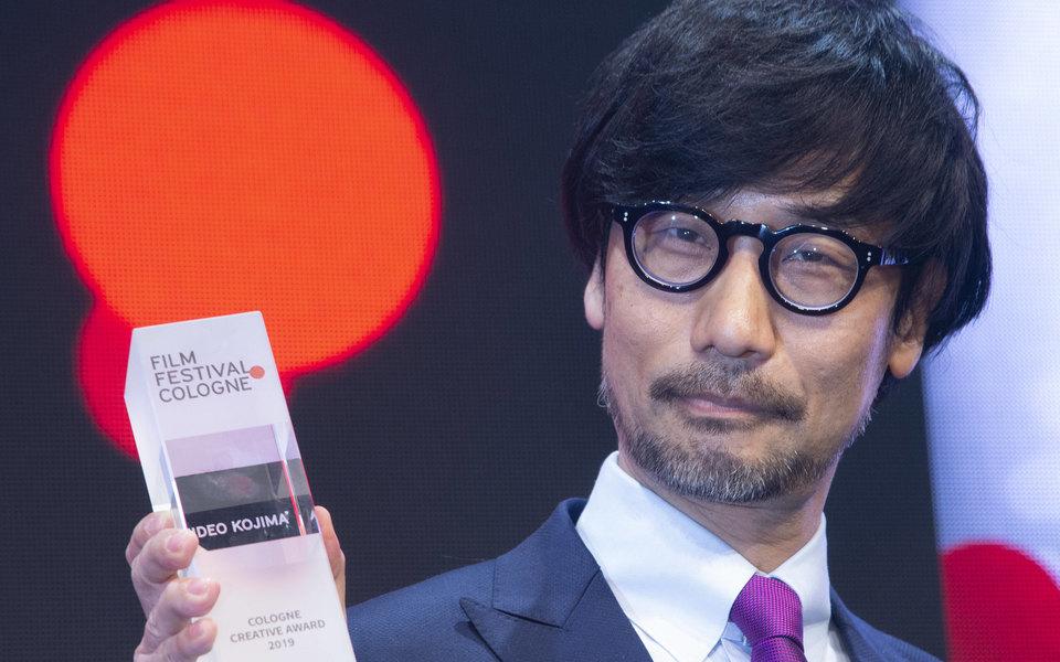 Японский геймдизайнер Хидео «Гений» Кодзима вошел в жюри Венецианского кинофестиваля