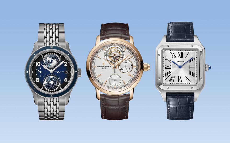Новое время: женевская выставка Watches & Wonders впервые прошла онлайн. Мы выбрали лучшие новинки