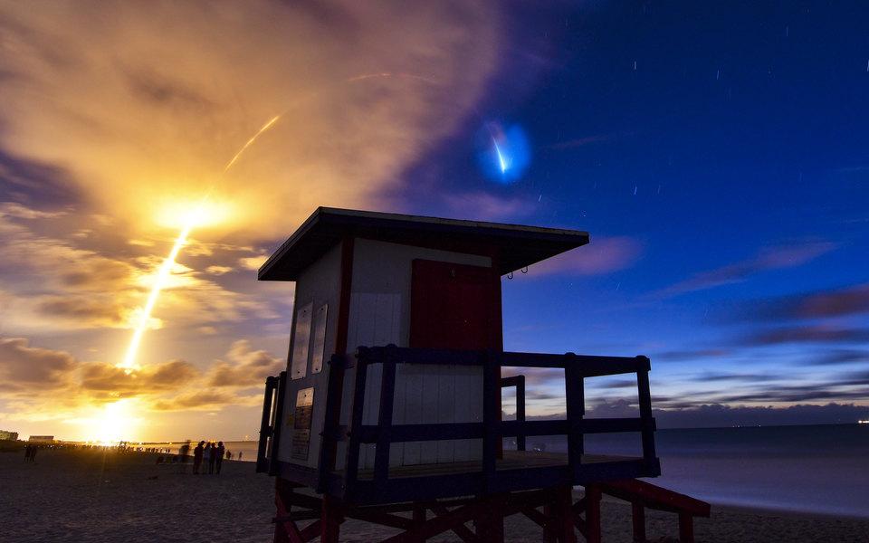 SpaceX Илона Маска вывела наорбиту 58 спутников Starlink дляраздачи интернета навсей планете