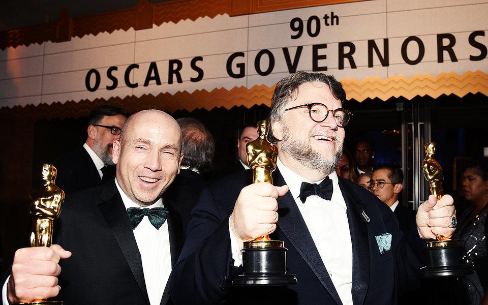 «Оскар» залучший фильм получила «Форма воды»