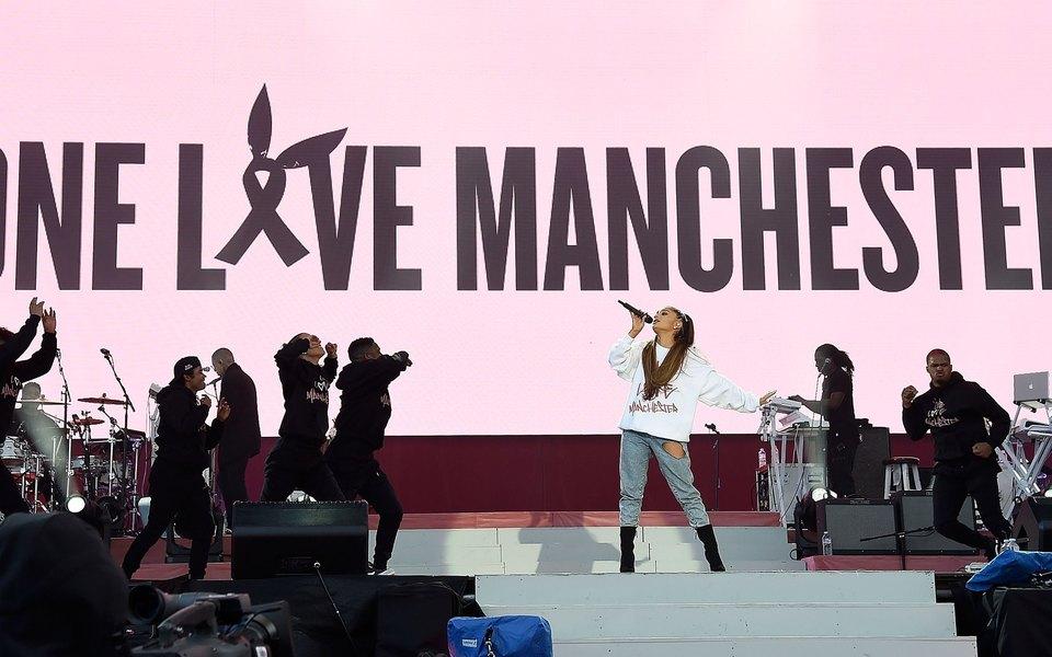 One Love Manchester. Полная версия благотворительного концерта Арины Гранде