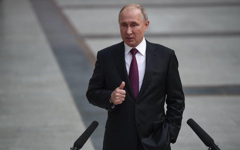 «Либеральная идея себя изжила»: Владимир Путин дал большое интервью Financial Times передсаммитом G20