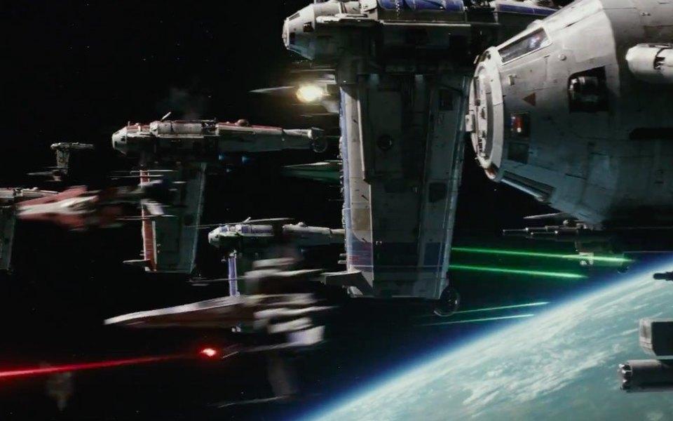 Вышел первый тизер новых «Звездных войн»