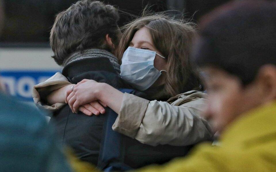 В России впервые выявили больше 18 тысяч зараженных коронавирусом засутки