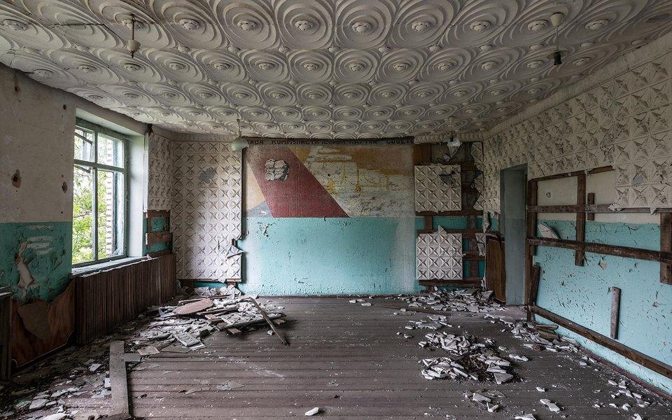Белоруссия открыла туристические маршруты вЧернобыльской зоне отчуждения