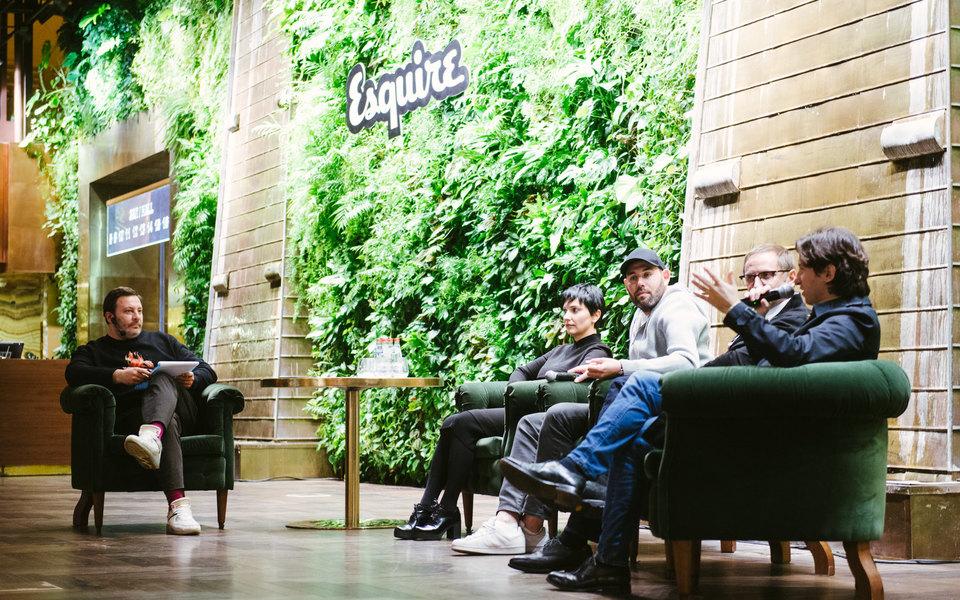 Как прошел первый изсерии открытых диалогов Esquire Stories сСергеем Минаевым