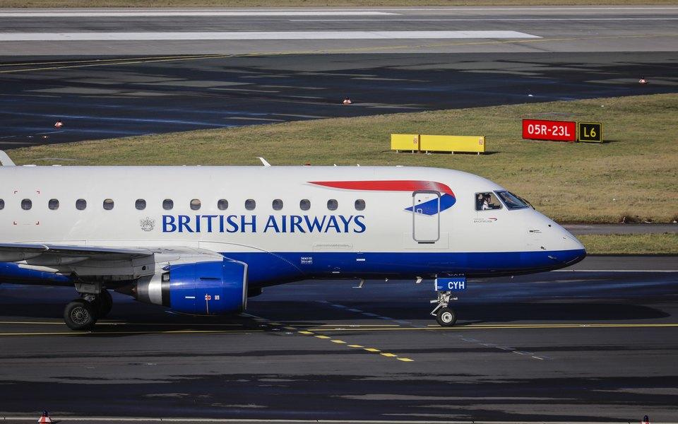 Самолет British Airways вместо Германии поошибке приземлился вШотландии