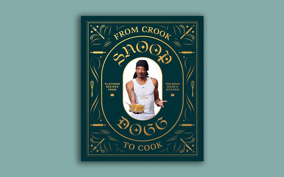 Снуп Догг выпустил кулинарную книгу