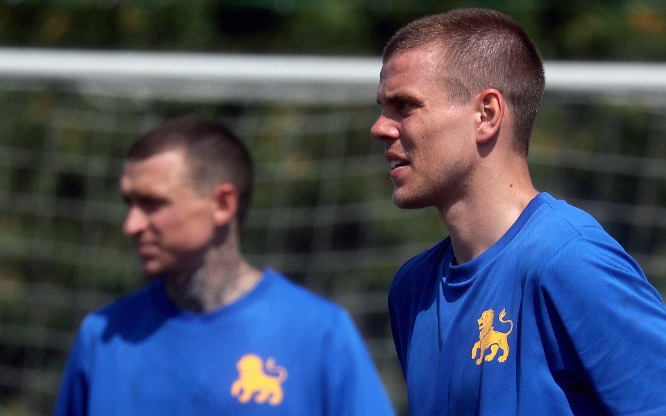 Футболистов Александра Кокорина и Павла Мамаева освободят ...