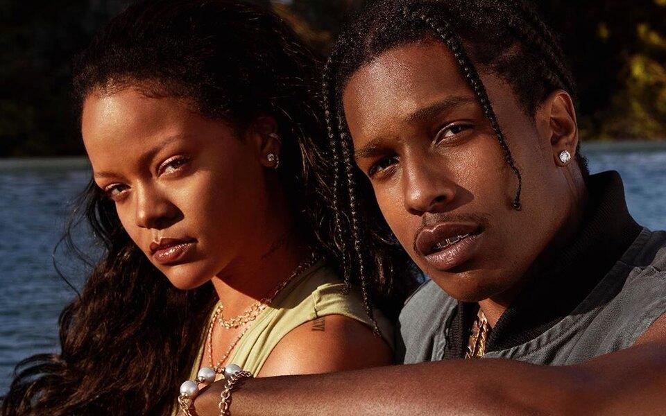 A$AP Rocky иLil Nas X снялись вкампании гендерно-нейтральной косметики Рианны