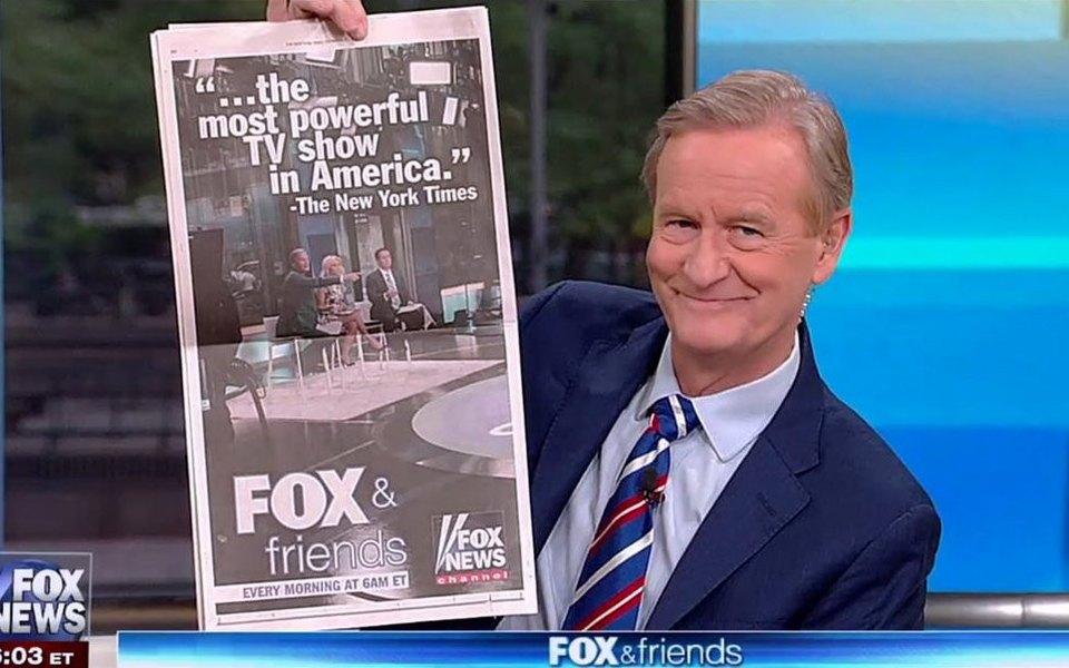Fox News потратил $130 тысяч, чтобы пошутить надNew York Times. Настраницах New York Times
