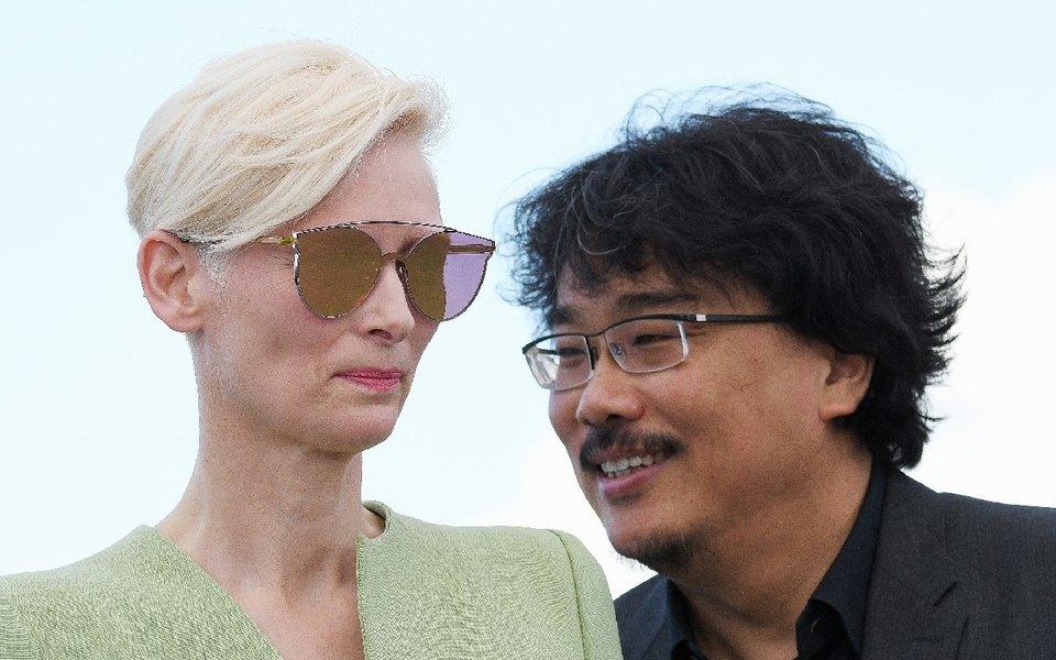 Пон Чжун Хо оработе сТильдой Суинтон: «Она заряжает «ядерной энергией»