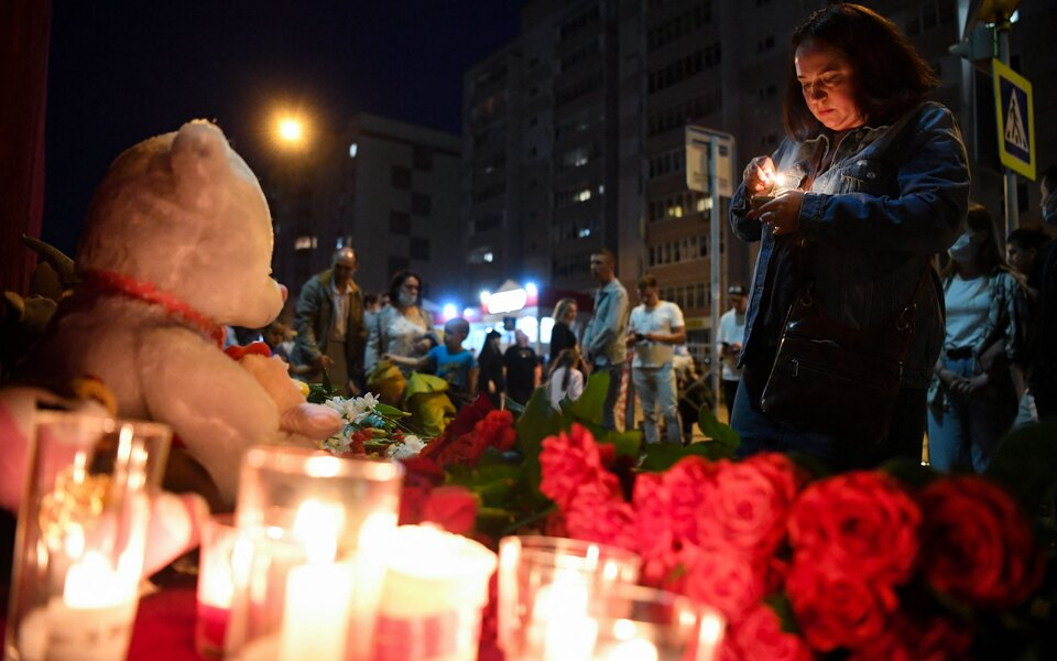Красный Крест объявил сбор пожертвований для пострадавших при нападении на школу в Казани