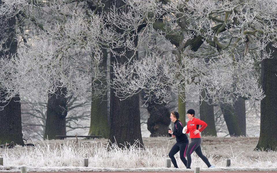Зимние вышли: как заниматься спортом вморозную погоду