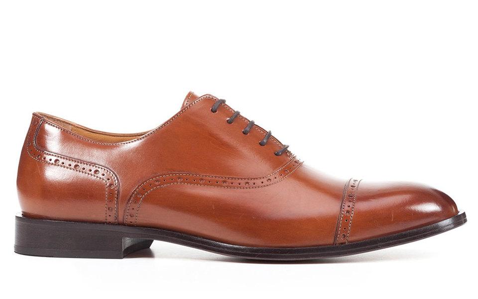 Geox запустил премиальную линию мужской обуви